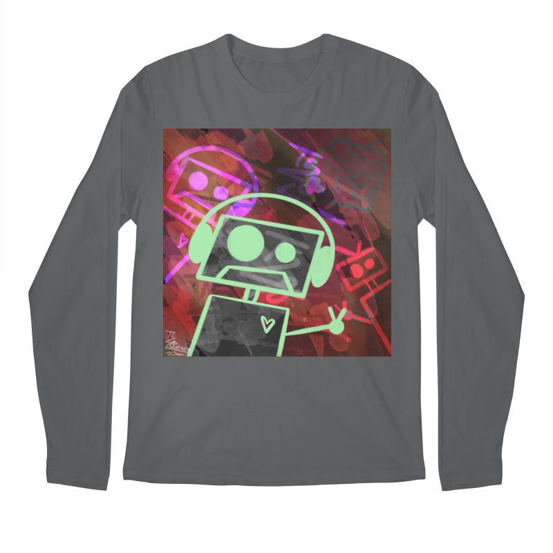 Radio-Active Men's Longsleeve T-Shirt by That5280Lady's Shop