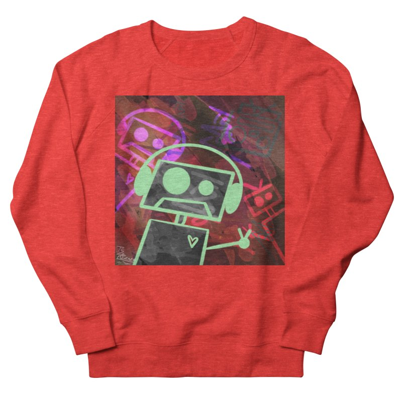 Radio-Active Men's Sweatshirt by That5280Lady's Shop