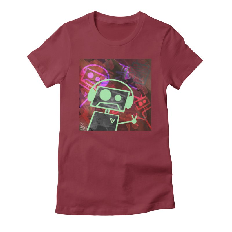 Radio-Active Women's T-Shirt by That5280Lady's Shop