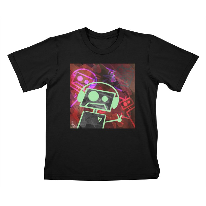 Radio-Active Kids T-Shirt by That5280Lady's Shop