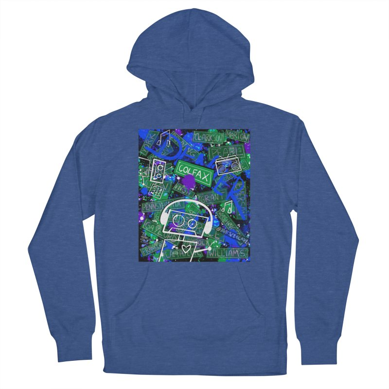Colfax Character Men's Pullover Hoody by That5280Lady's Shop