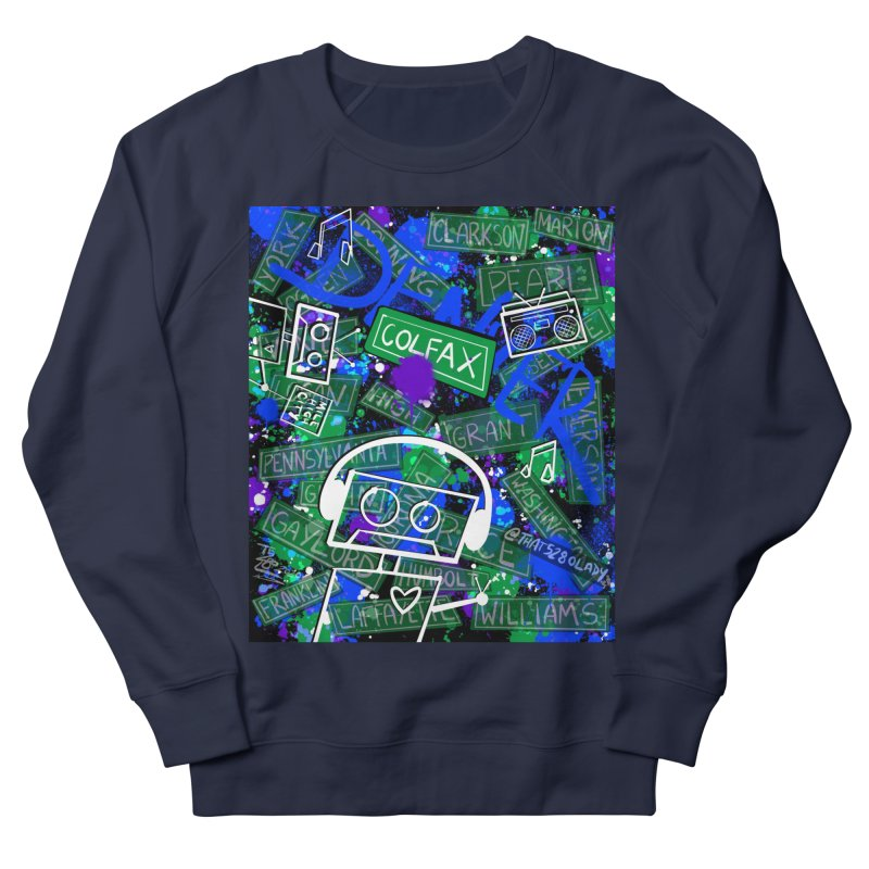 Colfax Character Men's Sweatshirt by That5280Lady's Shop