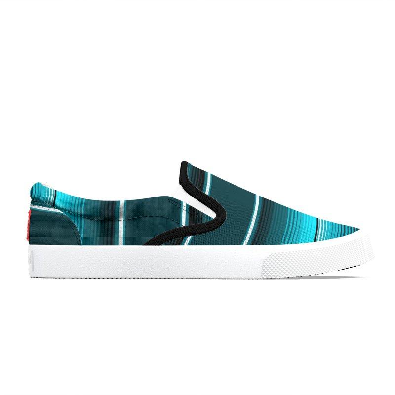 Serape Teal Women's Shoes by That5280Lady's Shop