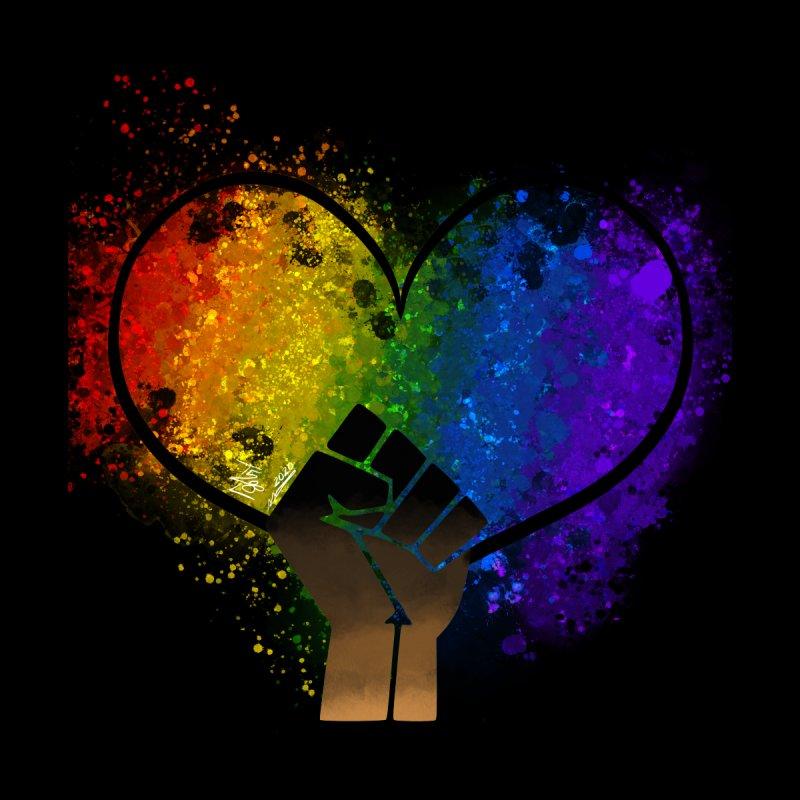 Power In Love Women's Sweatshirt by That5280Lady's Shop