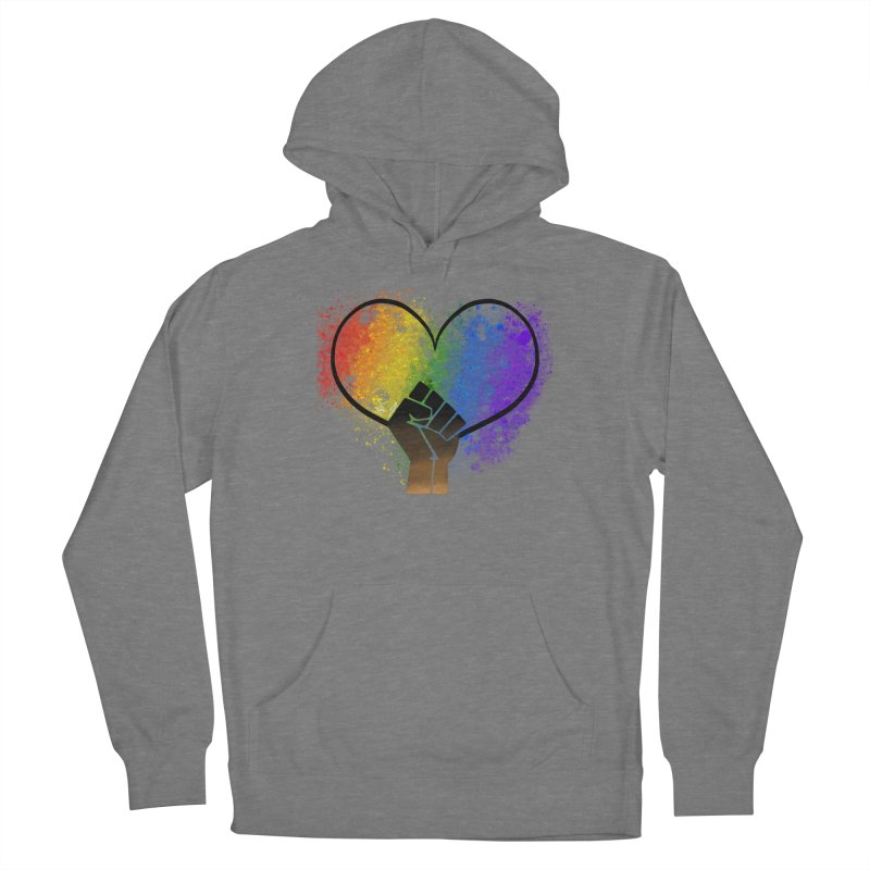 Power In Love Women's Pullover Hoody by That5280Lady's Shop