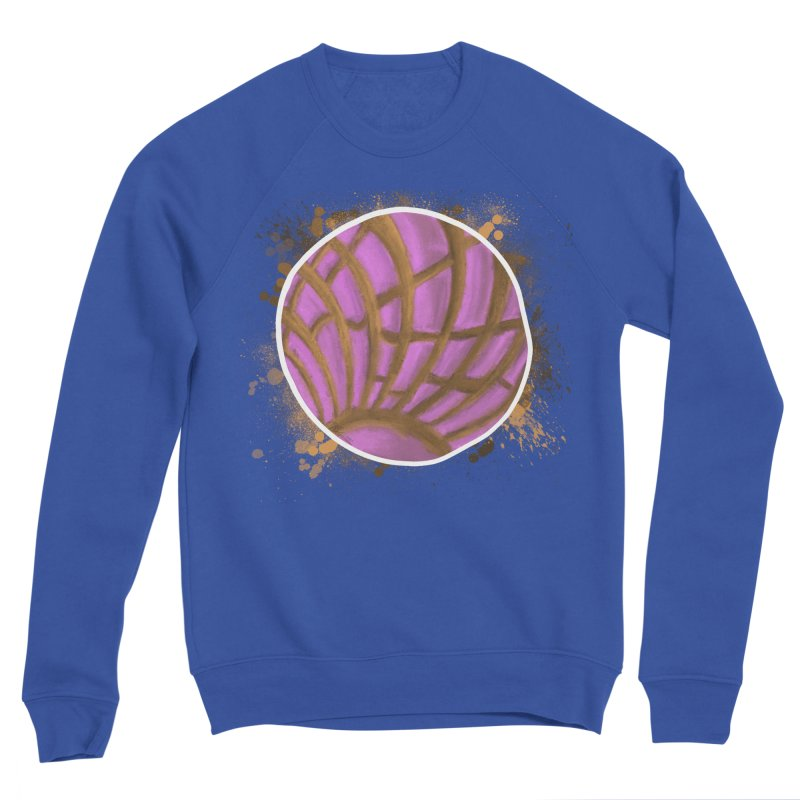 One Pink Concha Women's Sweatshirt by That5280Lady's Shop