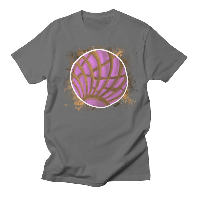One Pink Concha Men's T-Shirt by That5280Lady's Shop