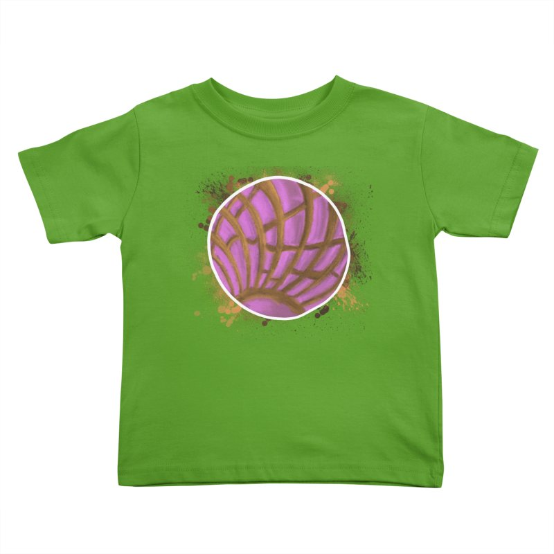 One Pink Concha Kids Toddler T-Shirt by That5280Lady's Shop