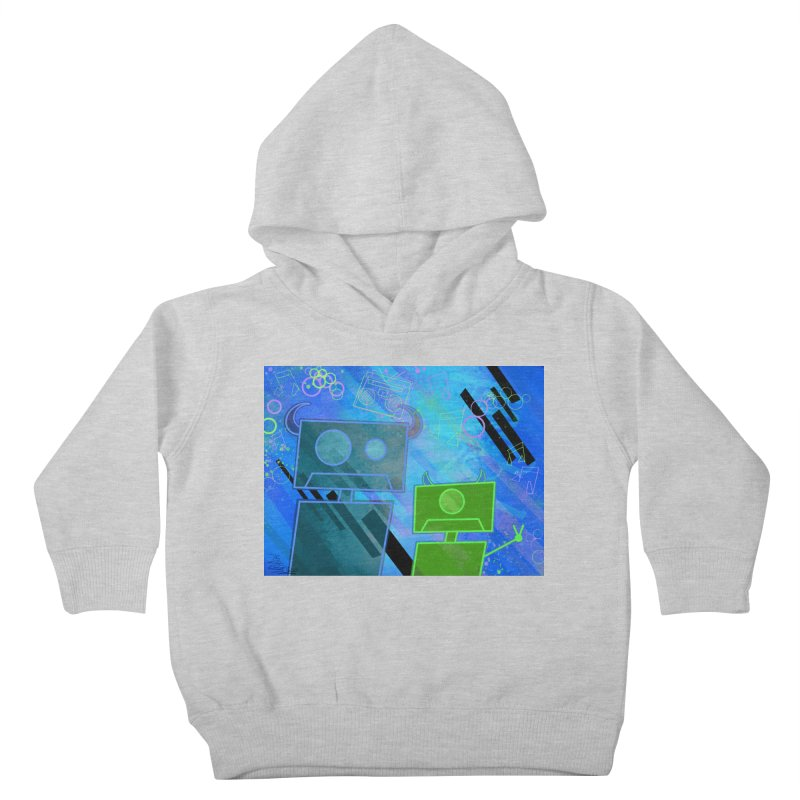 M Inc Beats Kids Toddler Pullover Hoody by That5280Lady's Shop