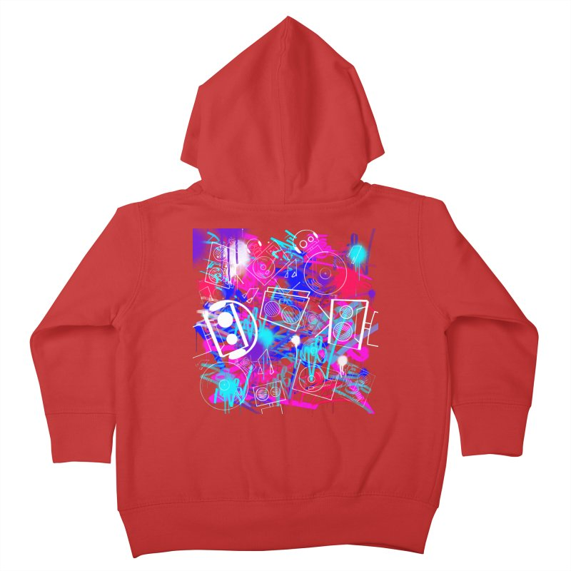 Wants To Rule The World Kids Toddler Zip-Up Hoody by That5280Lady's Shop