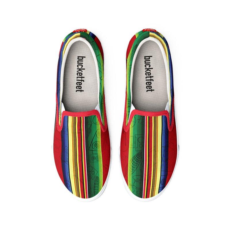 Zerape Bots Men's Shoes by That5280Lady's Shop