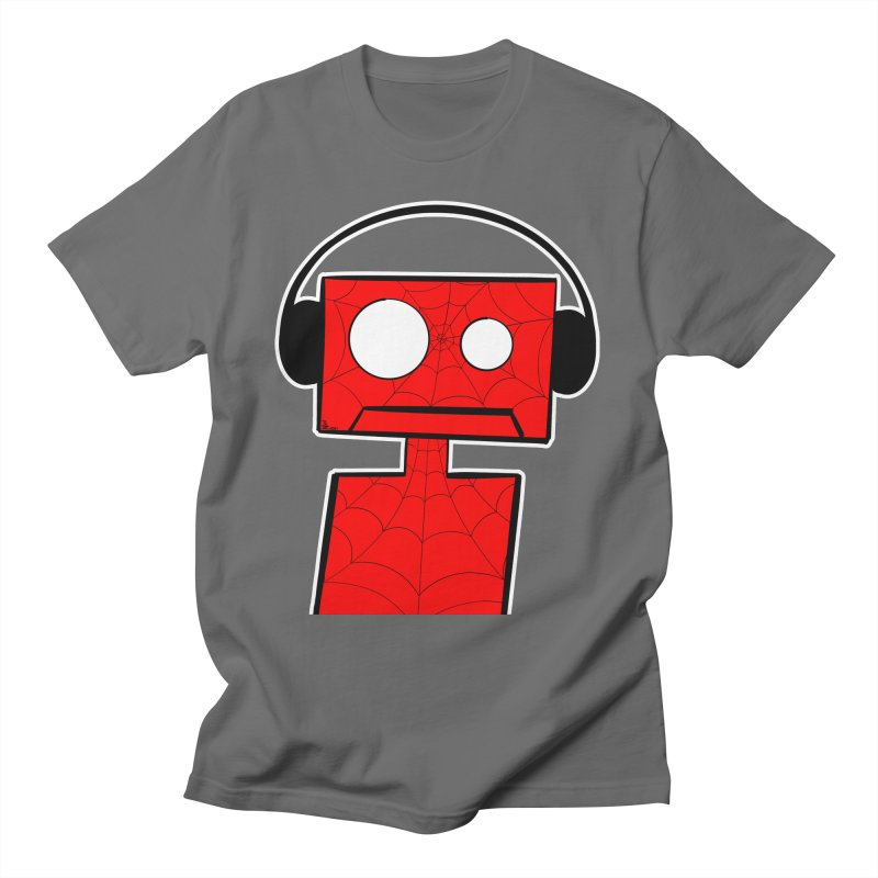 Spider Bot Men's T-Shirt by That5280Lady's Shop