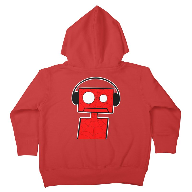 Spider Bot Kids Toddler Zip-Up Hoody by That5280Lady's Shop