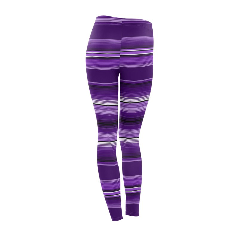 Purple Serape Women's Bottoms by That5280Lady's Shop