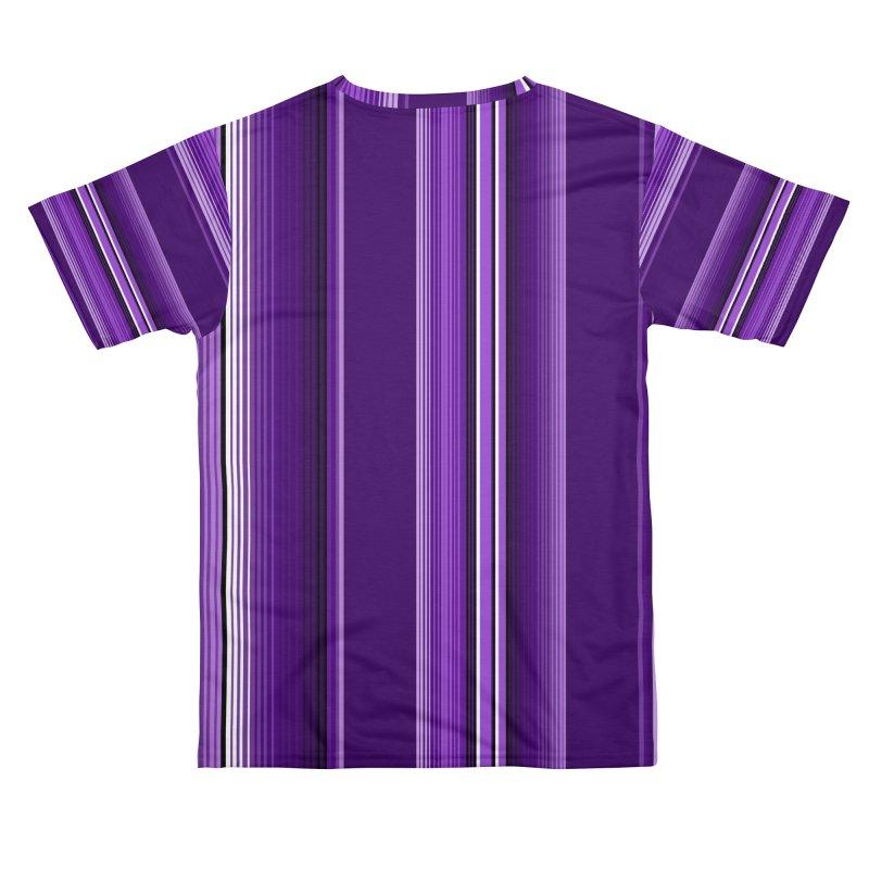 Purple Serape Men's Cut & Sew by That5280Lady's Shop