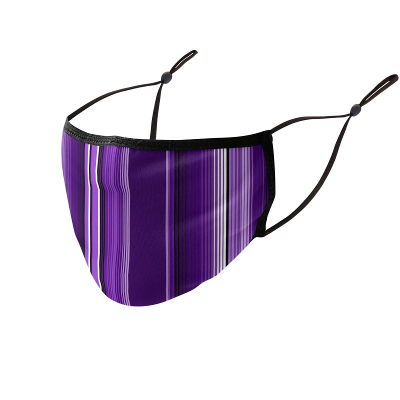 Purple Serape Accessories Face Mask by That5280Lady's Shop