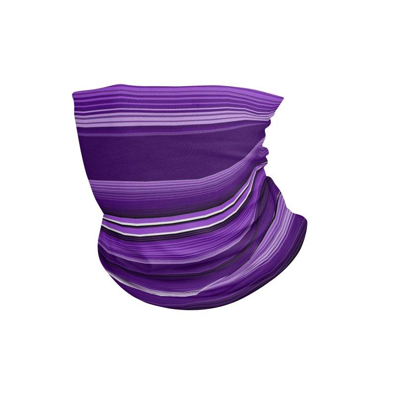 Purple Serape Accessories Neck Gaiter by That5280Lady's Shop