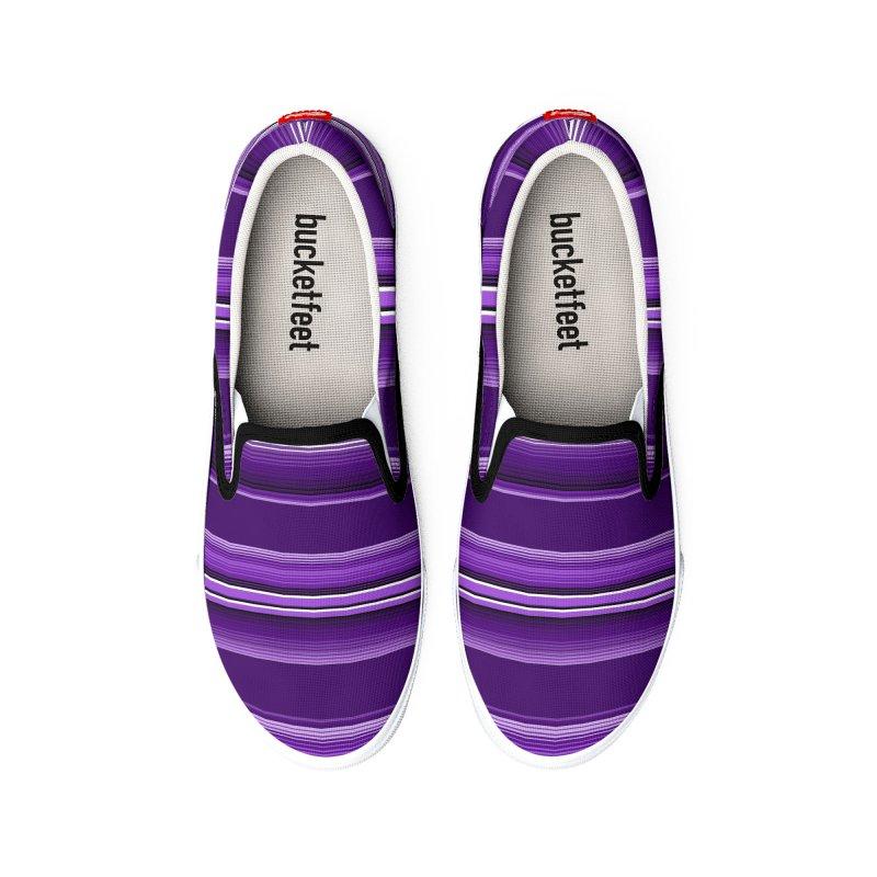 Purple Serape Women's Shoes by That5280Lady's Shop