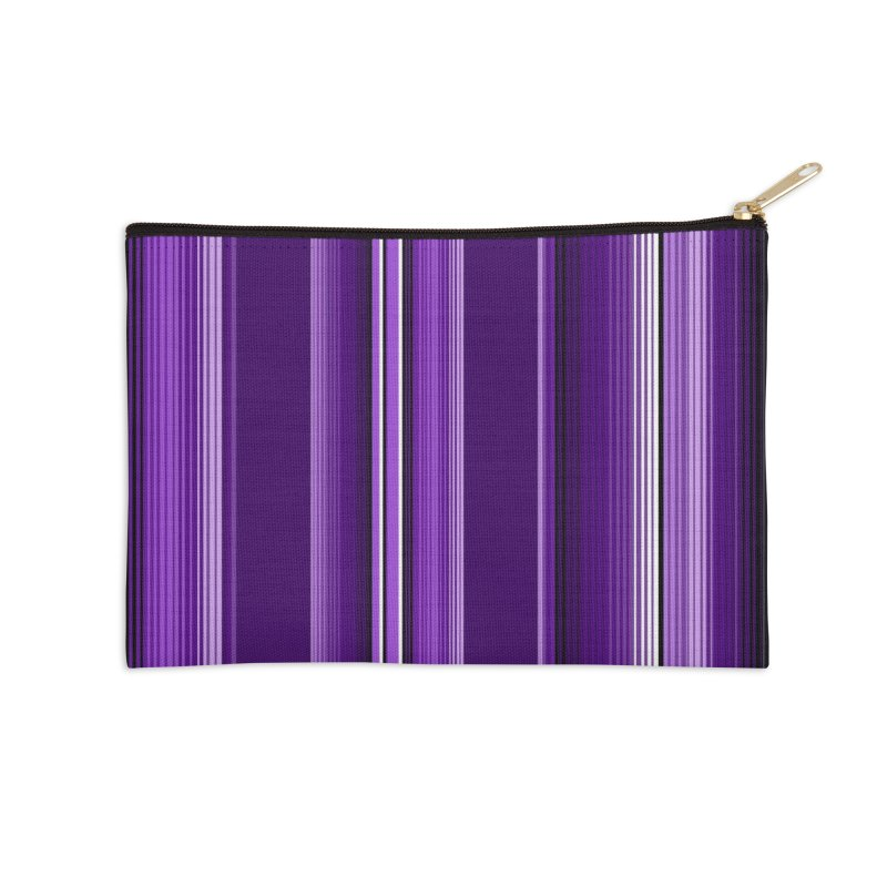 Purple Serape Accessories Zip Pouch by That5280Lady's Shop