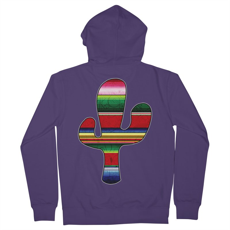 Cactus Women's Zip-Up Hoody by That5280Lady's Shop