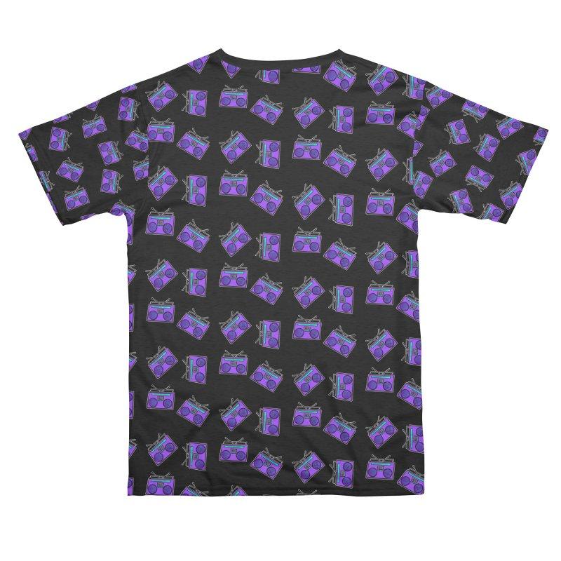 Purple Boombox Women's Cut & Sew by That5280Lady's Shop