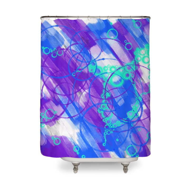 Cold City Nights Home Shower Curtain by That5280Lady's Shop