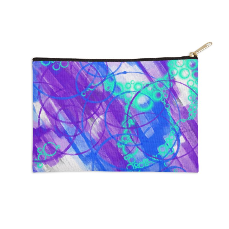 Cold City Nights Accessories Zip Pouch by That5280Lady's Shop
