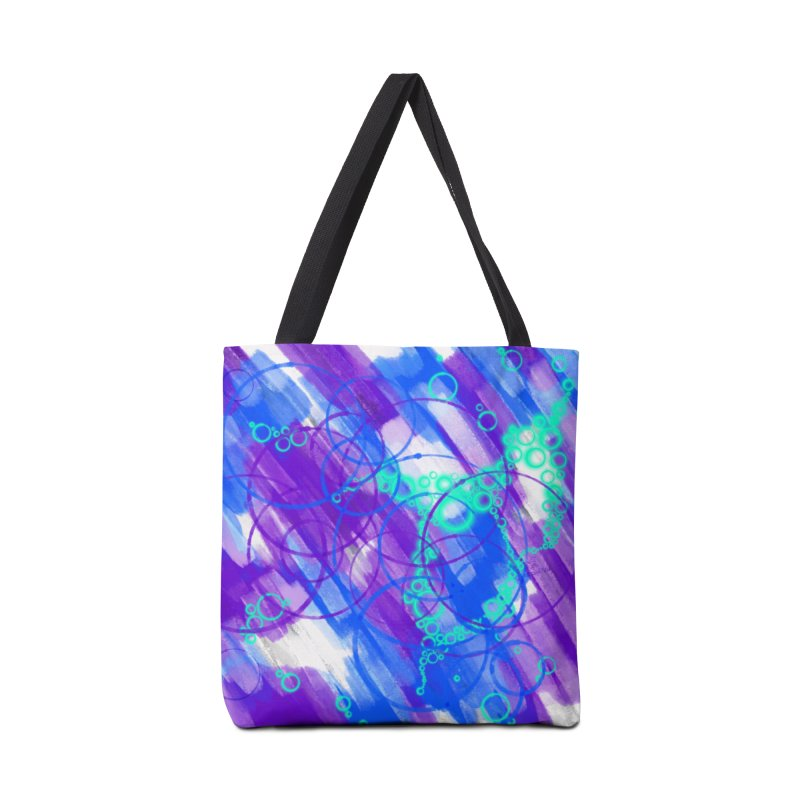 Cold City Nights Accessories Bag by That5280Lady's Shop