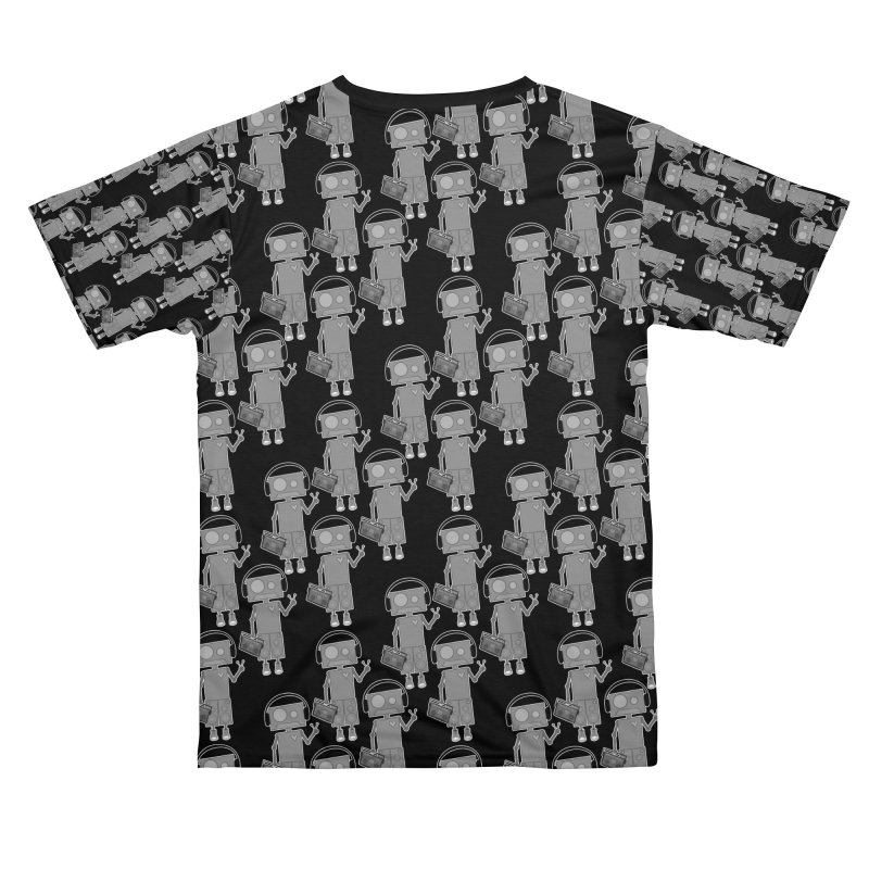 Boombot Just Chillin Men's Cut & Sew by That5280Lady's Shop