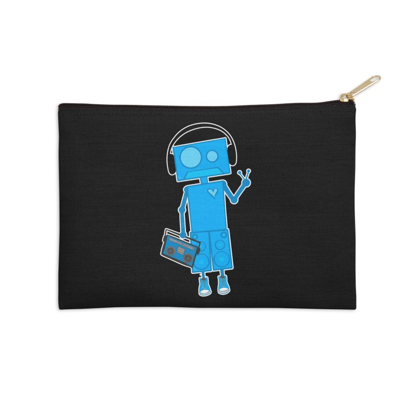 Boombot Just Chillin Accessories Zip Pouch by That5280Lady's Shop