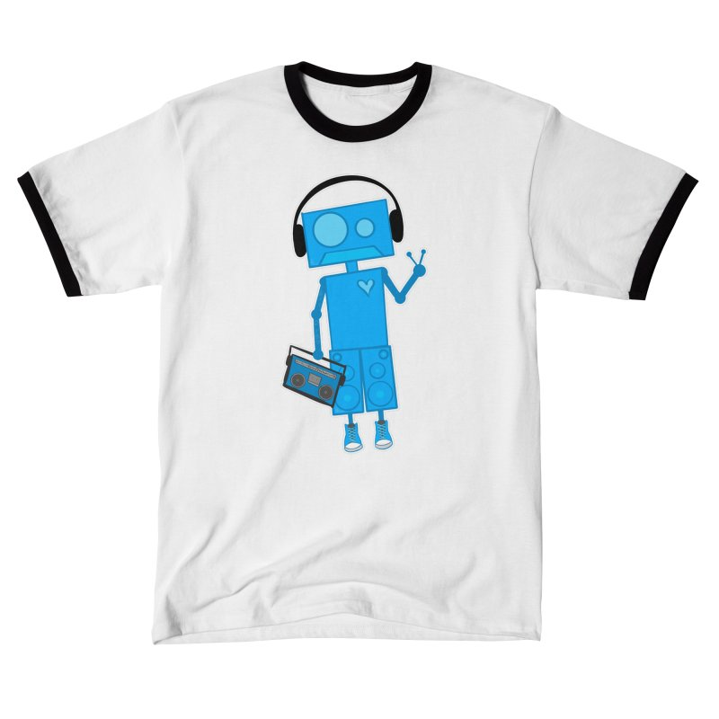 Boombot Just Chillin Men's T-Shirt by That5280Lady's Shop