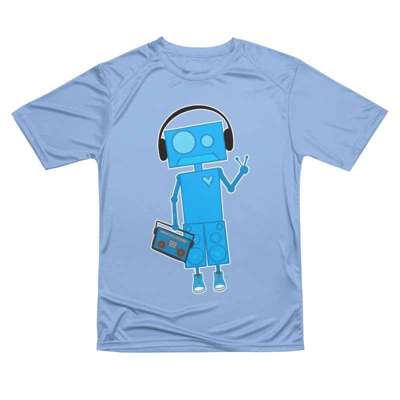 Boombot Just Chillin Women's T-Shirt by That5280Lady's Shop