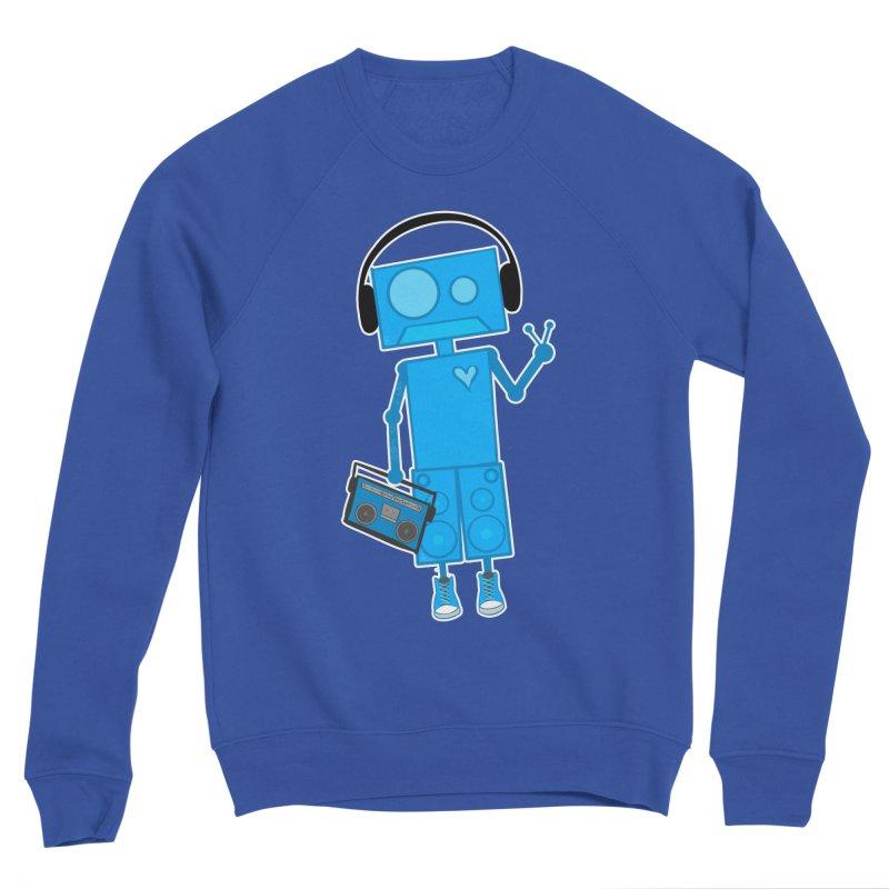 Boombot Just Chillin Men's Sweatshirt by That5280Lady's Shop