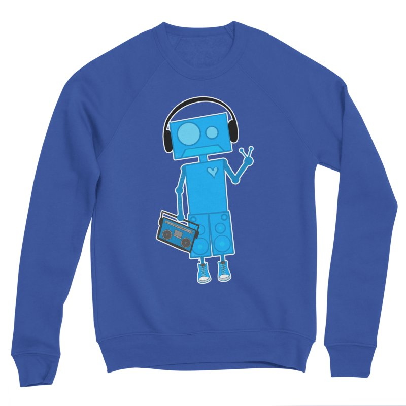 Boombot Just Chillin Women's Sweatshirt by That5280Lady's Shop