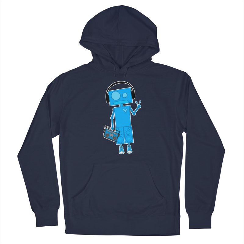 Boombot Just Chillin Men's Pullover Hoody by That5280Lady's Shop