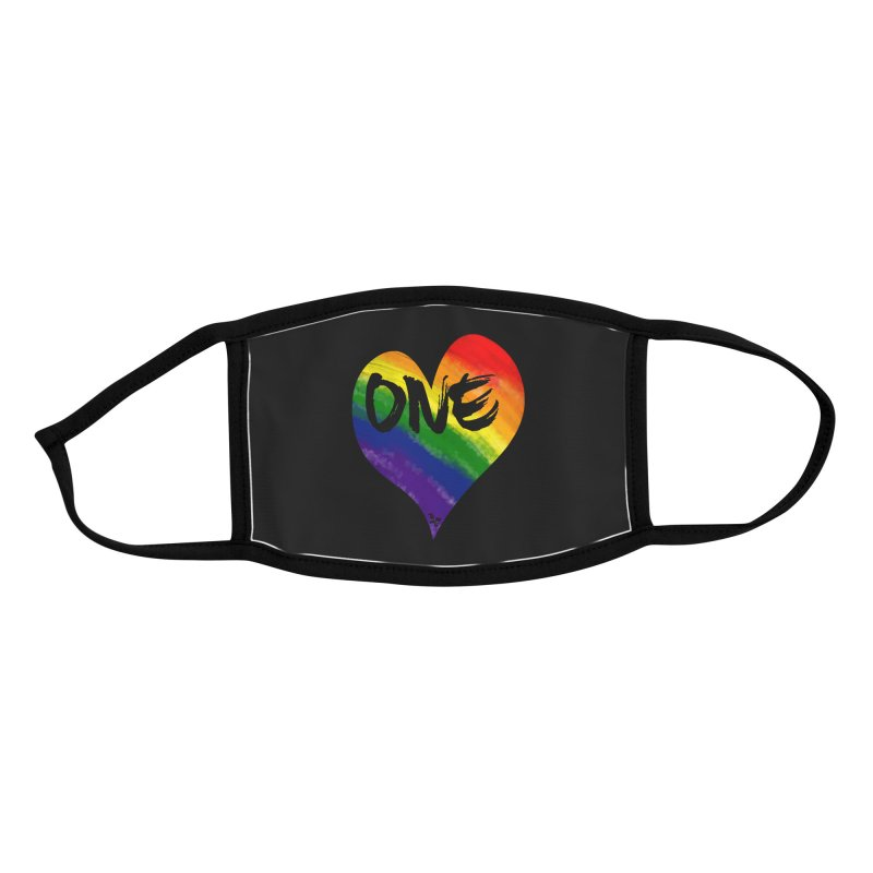 One Love Accessories Face Mask by That5280Lady's Shop