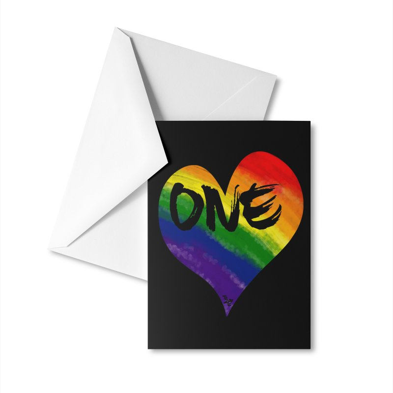 One Love Accessories Greeting Card by That5280Lady's Shop