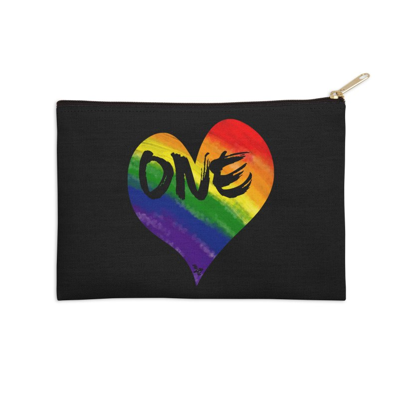 One Love Accessories Zip Pouch by That5280Lady's Shop