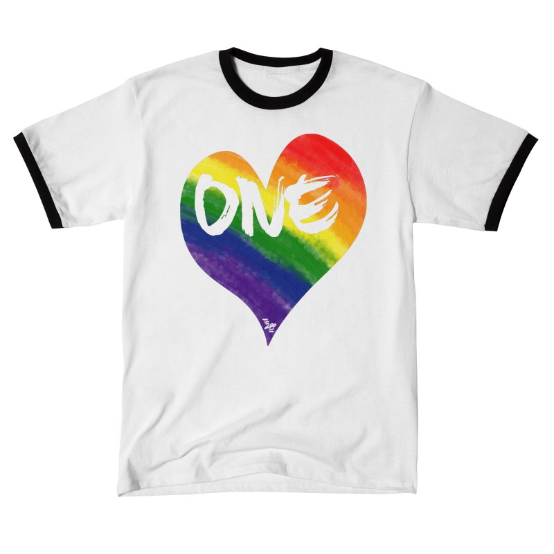 One Love Women's T-Shirt by That5280Lady's Shop