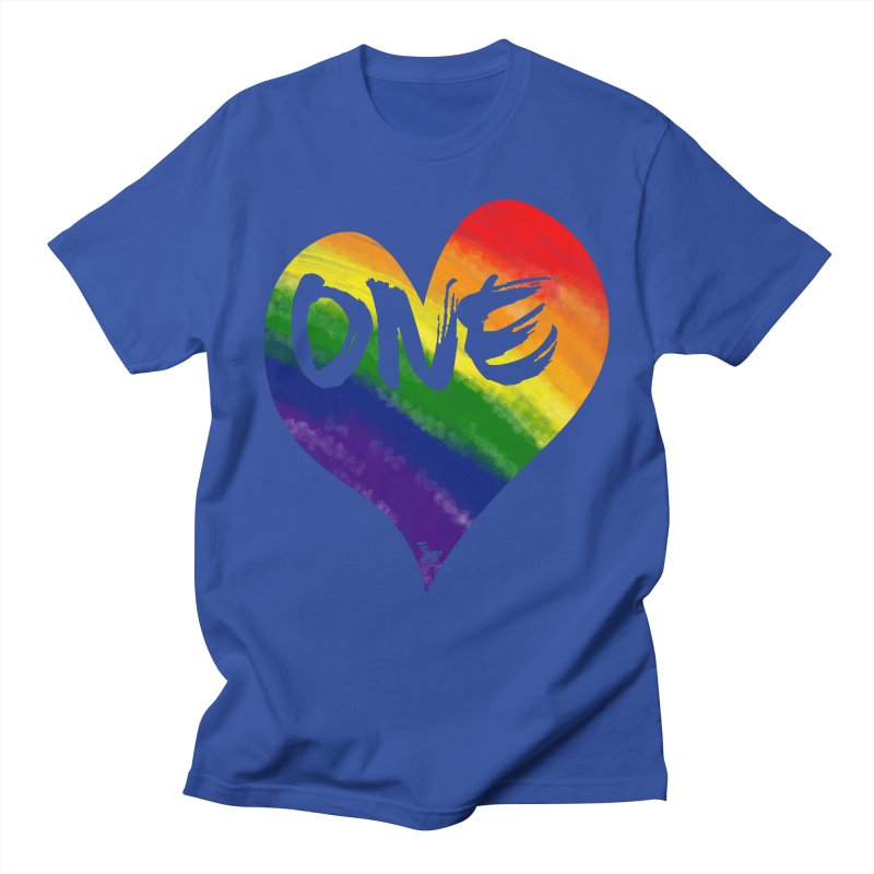One Love Men's T-Shirt by That5280Lady's Shop
