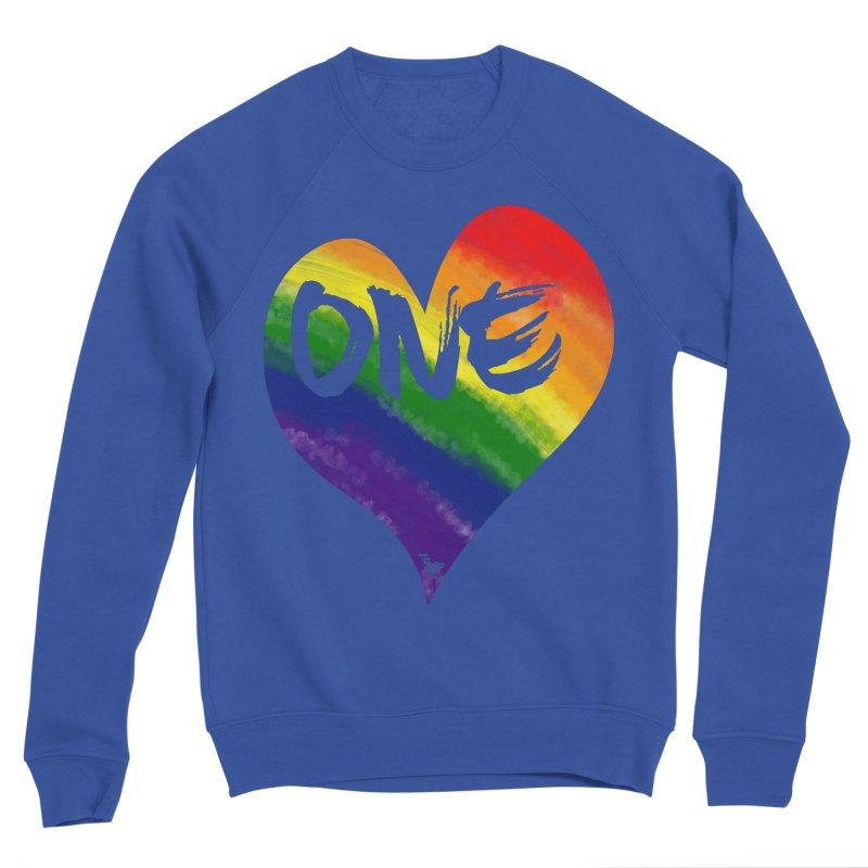 One Love Men's Sweatshirt by That5280Lady's Shop