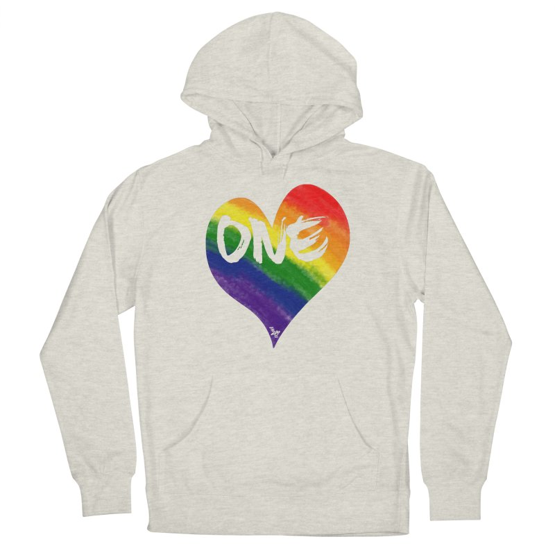 One Love Men's Pullover Hoody by That5280Lady's Shop