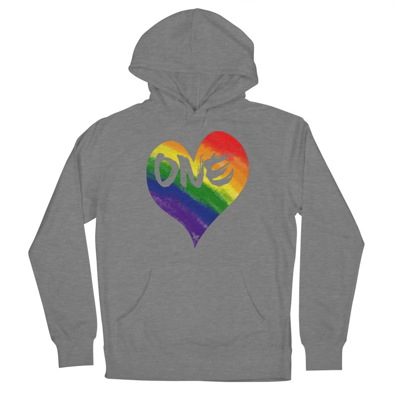 One Love Women's Pullover Hoody by That5280Lady's Shop