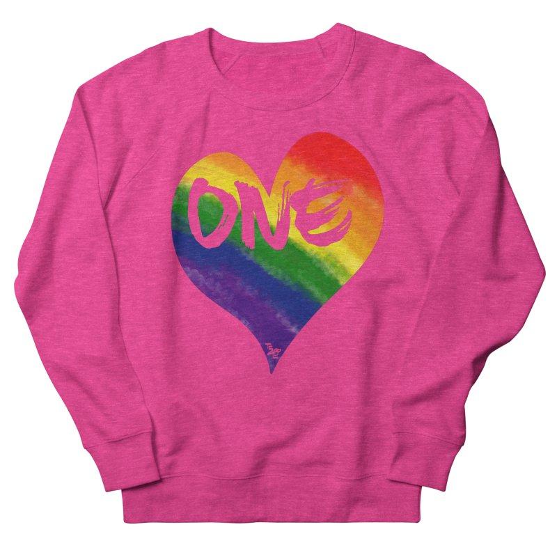 One Love Women's Sweatshirt by That5280Lady's Shop
