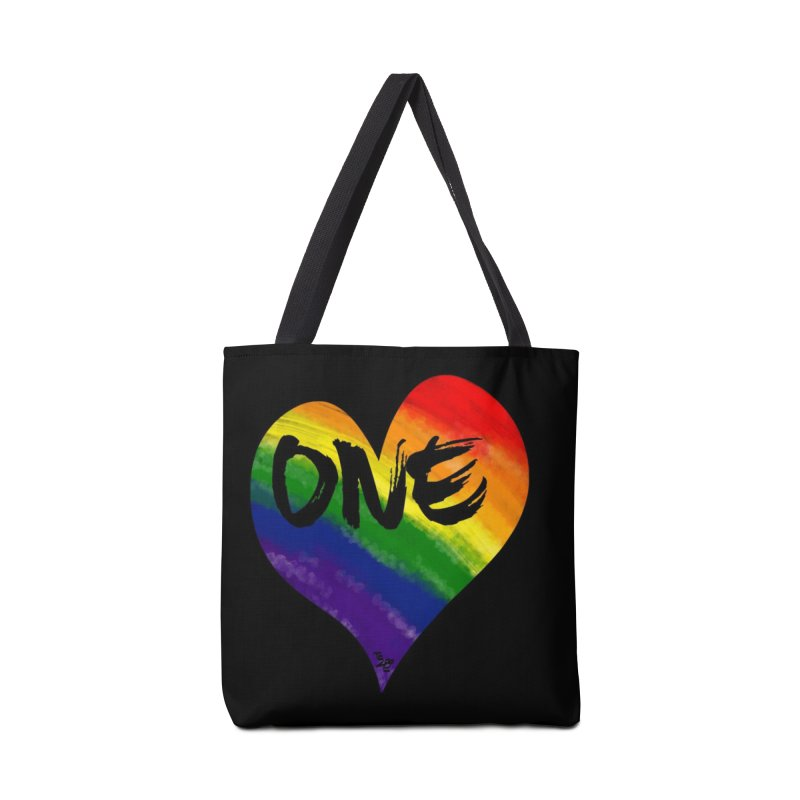 One Love Accessories Bag by That5280Lady's Shop