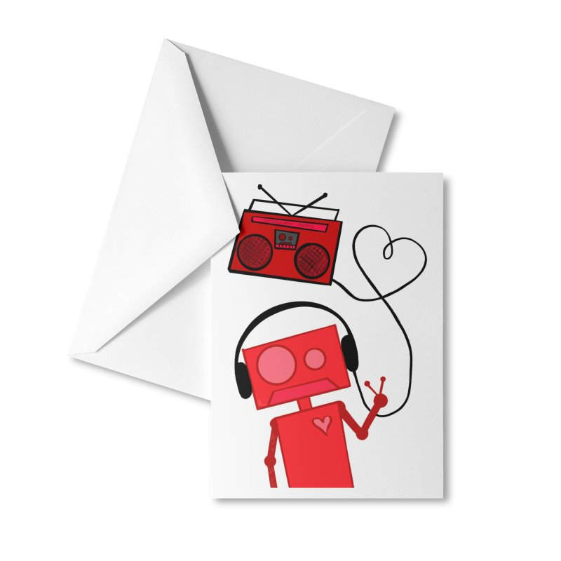 Love Songs Accessories Greeting Card by That5280Lady's Shop