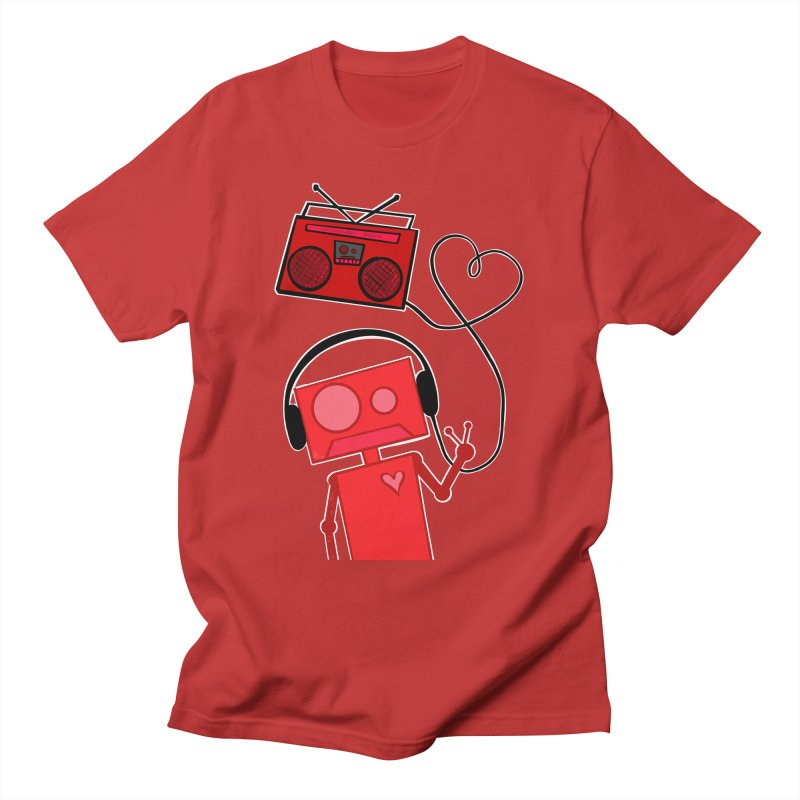 Love Songs Men's T-Shirt by That5280Lady's Shop