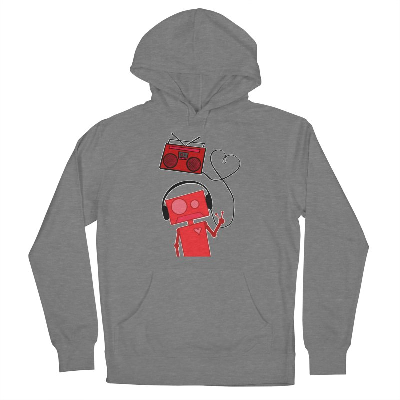 Love Songs Women's Pullover Hoody by That5280Lady's Shop