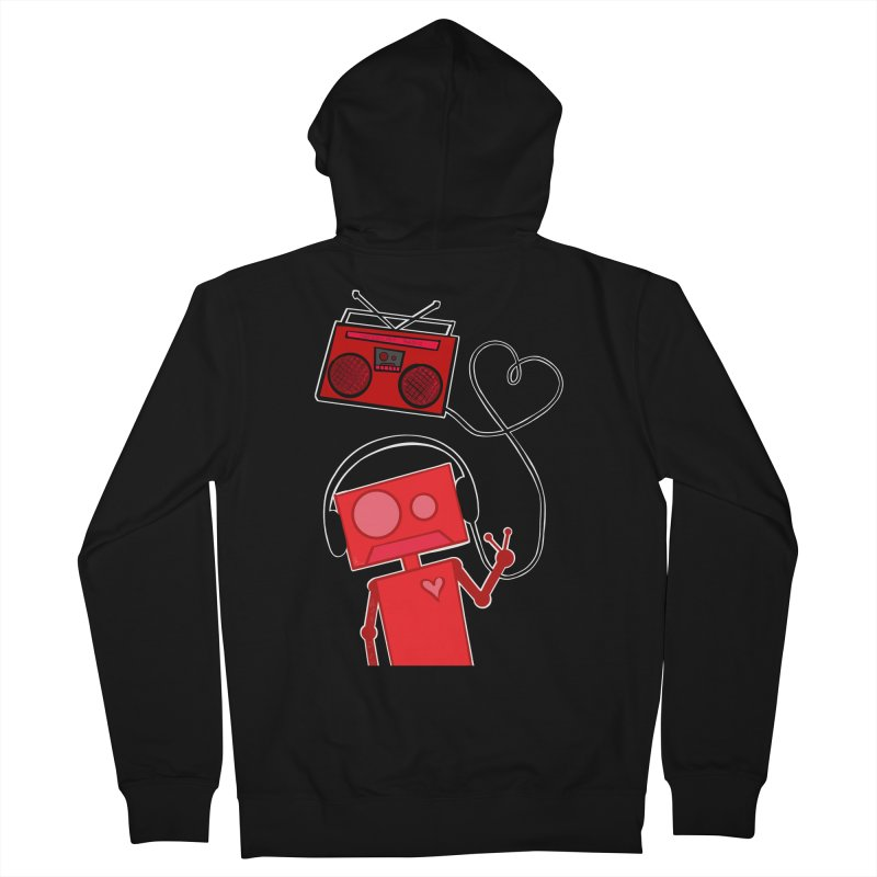 Love Songs Women's Zip-Up Hoody by That5280Lady's Shop