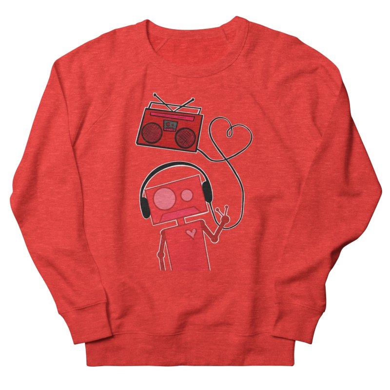 Love Songs Men's Sweatshirt by That5280Lady's Shop